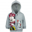 Minnie bluza z kapturem Minnie z zamkiem