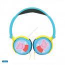 nagyker Elektronikai termékek:Peppa Pig fejhallgató
