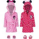 Minnie bébé robe de chambre