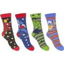 nagyker Licenc termékek:Avengers zokni
