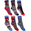 Spiderman 3 pack socks