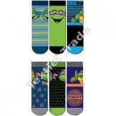 Turtles 3 pack socks