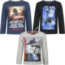 Star Wars camiseta manga larga