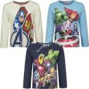 Avengers camiseta manga larga
