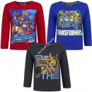 Transformers langarmshirt