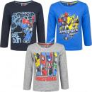 Transformers maglietta a maniche lunghes