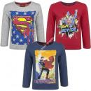 Superman langarmshirt