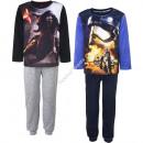 Star Wars sammet schlafanzug