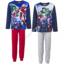 mayorista Pijamas: Avengers terciopelo Pijama