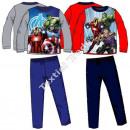 Avengers pyjama polar-fleece Grey / Red