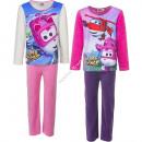 Super Wings velvet pyjama Dizzy & Jett