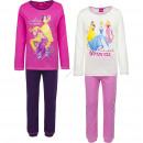 Princess characters pyjama for girls
