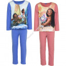 Vaiana Pijama polar-fleece