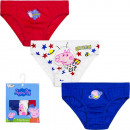Peppa Pig 3 pack briefs