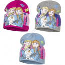Frozen Disney hats Anna, Elsa and Olaf