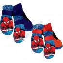 Spiderman gloves water resistant