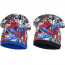 Spiderman Gorro polar fleece