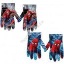 Spiderman gloves jersey