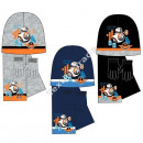 Star Wars hat scarf and gloves BB-8