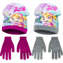 Paw Patrol hats and gloves Play