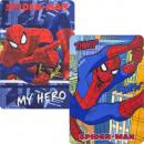 Spiderman coperta in pile