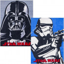 Star Wars fleece blanket Vader & Stormtrooper