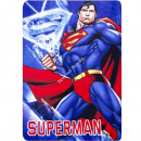Superman fleecedecke