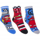 Cars full terry socks with abs LMQ