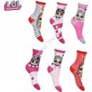 LOL Surprise 3 pack socks Go Team