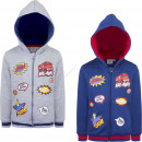 grossiste Pulls et Sweats: Fireman Sam sweat capuche zippe