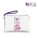 toilet bag / make-up bag Super Girl