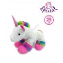 Peluche 25 cm Unicorno