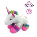 Peluche 35 cm Unicorno