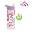Unicorn Straw Bottle