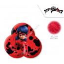 Miraculous Ladybug coussin