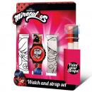 Miraculous Ladybug Wirst watch
