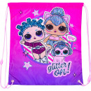 LOL Surprise gym bag Gliier on! 38 cm