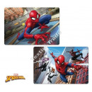 Spiderman placemat 3D