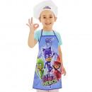 PJ Masks set da cucina,capello cuoco+grembiule