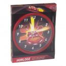 Cars wall clock 25 cm
