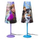 Frozen bedside lamp