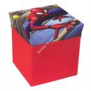 mayorista Juguetes:Spiderman taburette