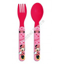 wholesale Licensed Products:Minnie Cutlery set