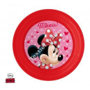 Minnie PLATOS DE PLASTICO 20cm 3D