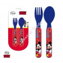 wholesale Licensed Products:Mickey Cutlery set