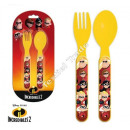 wholesale Licensed Products: Incredibles 2 Cutlery set