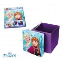 Il Regno Di Ghiaccio - Frozen puff portaoggetti