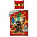 Lego Ninjago bettwasche