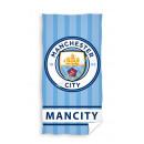 Manchester City toalla de terciopelo playa