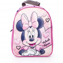 Minnie Mouse backpack Pink 31 cm